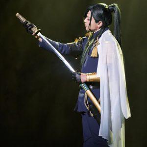 刀ミュ「にっかり青江 単騎出陣」舞台写真が到着&ライブ配信決定 イメージ画像