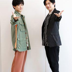 「青山オペレッタ」長江崚行&下野紘 舞台と声優、それぞれの魅力と共通点とは? イメージ画像