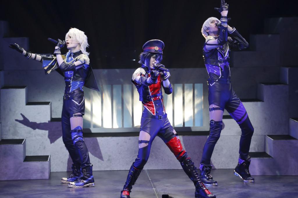 「アイ★チュウ ザ・ステージ ~La Cage aux Épines~」開幕、舞台写真&レポートが到着 イメージ画像
