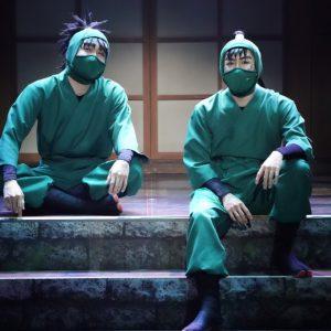 反橋宗一郎「お客さまも含めての忍たまファミリー」 忍ミュ第11弾再演が開幕 イメージ画像