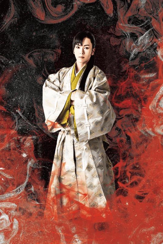 日本史Rock show「応仁の乱」、松田岳・田渕法明らキャスト12人のビジュアル公開 イメージ画像