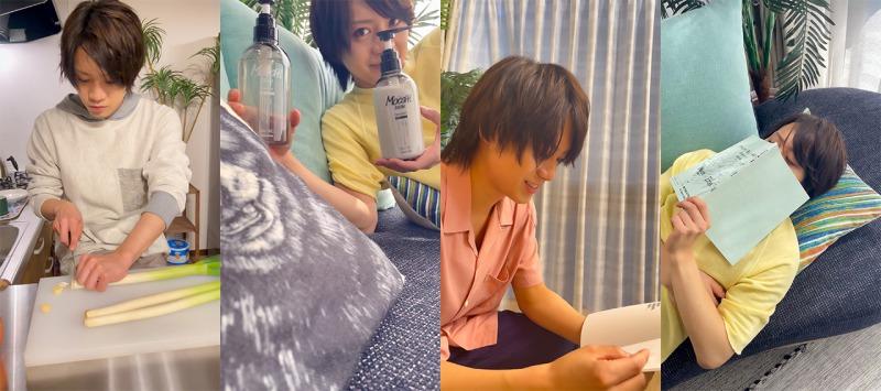 """佐藤流司が頭ポンポン、""""彼""""との4週間を描くウェブCM第2話が公開 イメージ画像"""