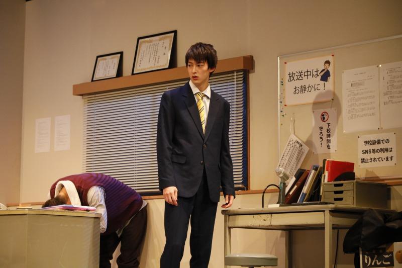 馬場良馬・高崎翔太・伊藤あさひ・宮下貴浩が中学時代に思いを馳せる、舞台「五月雨」開幕 イメージ画像