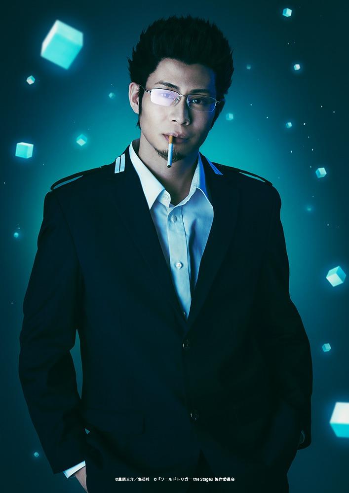 舞台『ワールドトリガー』、鯨井康介・小南光司ら第2弾キャスト&ビジュアルが解禁 イメージ画像
