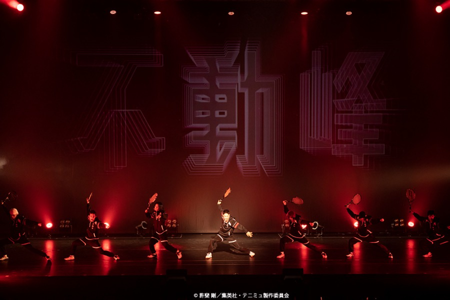 「テニミュ」4thシーズン お披露目会が開催、今牧輝琉「これまでの18年間に感謝をして…」 イメージ画像