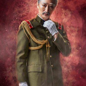 ロックミュージカル『MARS RED』、山本一慶・KIMERUらビジュアル第2弾が解禁 イメージ画像