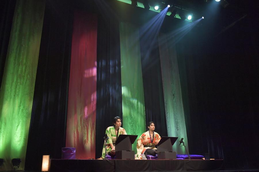「ハンサム落語2021」開幕、舞台写真&キャストコメントが到着 イメージ画像