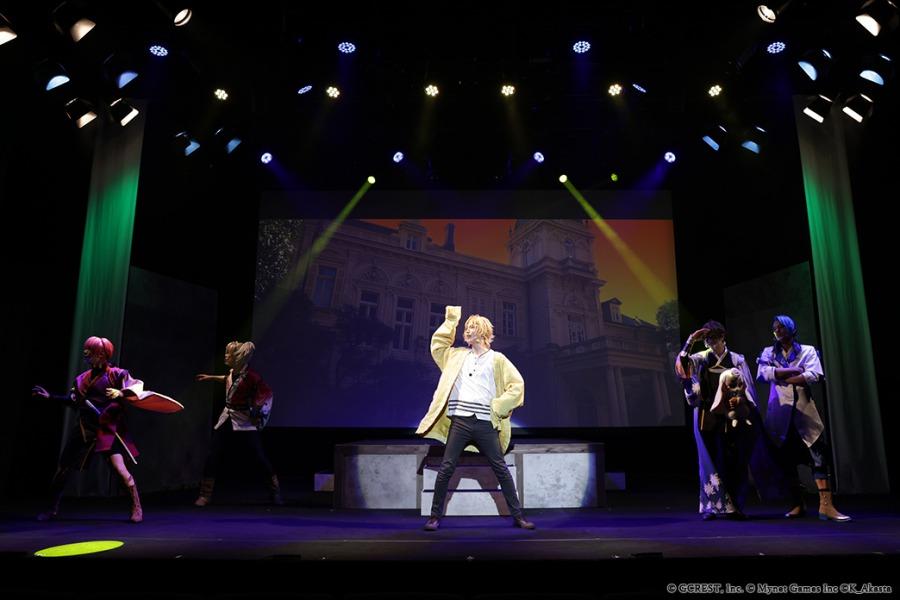 饗宴「茜さすセカイでキミと詠う~絆~」開幕、ゲネプロ写真&キャストコメントが到着 イメージ画像
