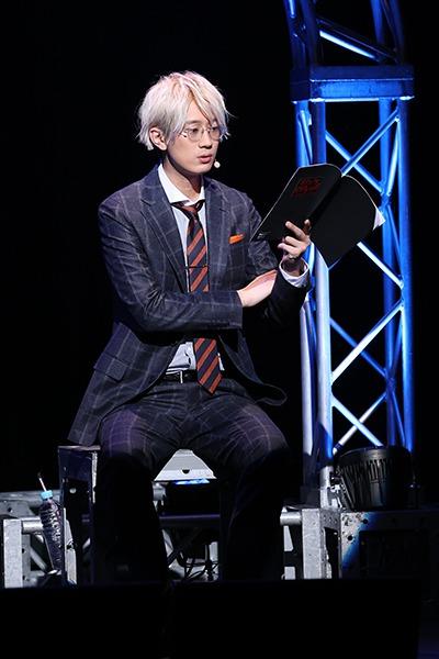 江口拓也・安元洋貴ら出演のリーミュ第3弾「デッドロックド」が開幕 第4弾公演が開催決定 イメージ画像