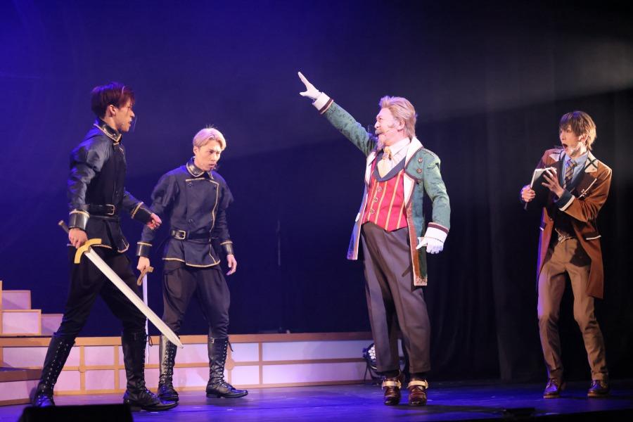 舞台『魔法使いの約束』第1章が開幕、舞台写真&キャスト・演出家コメント到着 イメージ画像