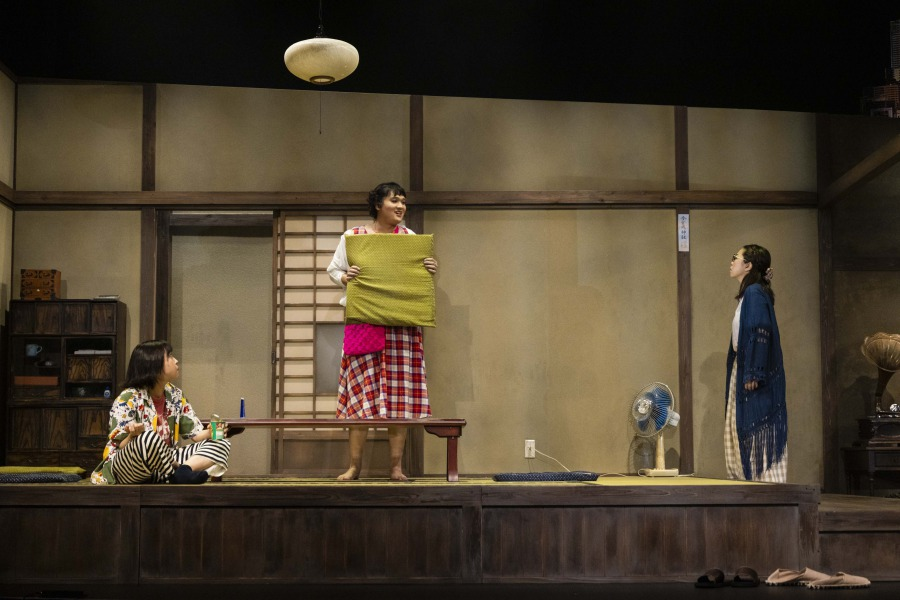 越岡裕貴「突っ走っていきます」 全編関西弁で描く舞台「ッぱち!」が開幕 イメージ画像