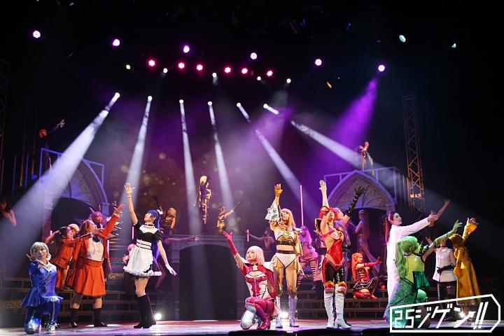 クライマックスで駆け抜ける 舞台「キューティーハニー CLIMAX」ゲネプロ&囲み取材レポート イメージ画像