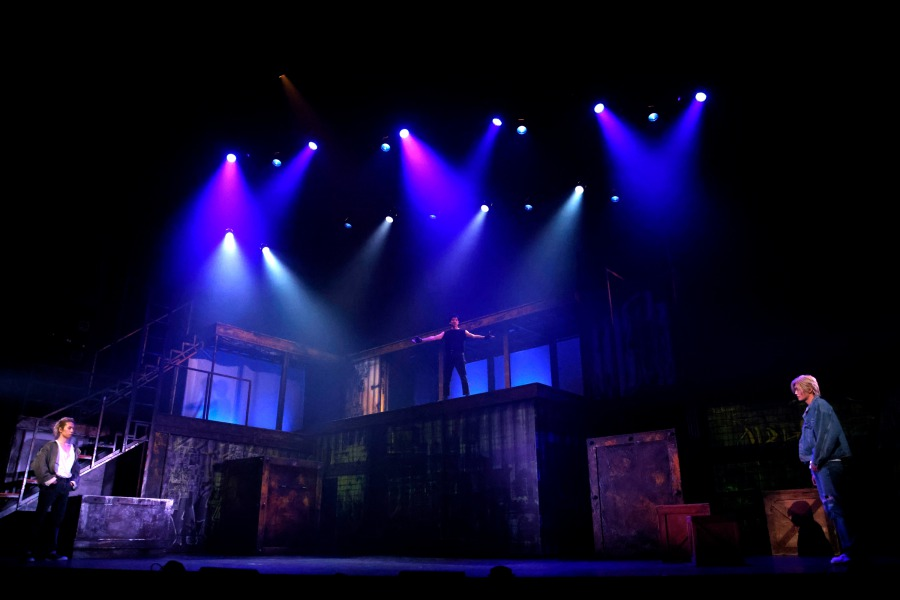 「BANANA FISH」The Stageが開幕 舞台写真&水江建太・岡宮来夢らコメント到着 イメージ画像