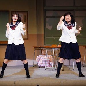 清宮レイ「 大好きな皆さんと楽しんできます!!」、『3年B組皆川先生』が開幕 イメージ画像