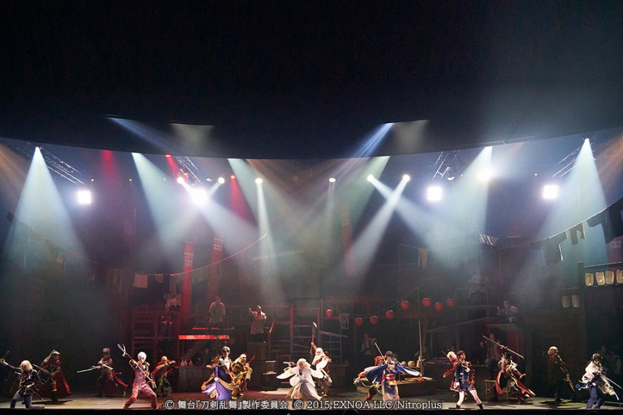 舞台『刀剣乱舞』大坂夏の陣、公演写真11枚が追加解禁 ライブ配信&千秋楽ライブビューイングが決定 イメージ画像