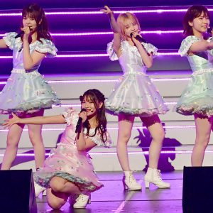 本田仁美、宮里莉羅の卒業セレモニーでエール 芝居&ライブの『AKB48 THE AUDISHOW』 イメージ画像