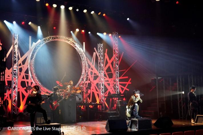 「ARGONAVIS the Live Stage」がいよいよ開幕、舞台写真を公開 イメージ画像