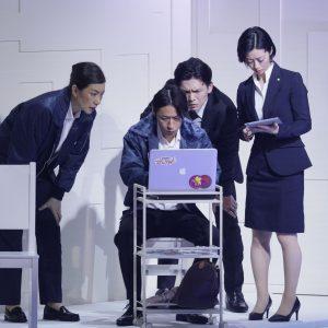 辰巳雄大「千秋楽まで駆け抜けたい」、舞台「スマホを落としただけなのに」アンコール公演が開幕 イメージ画像
