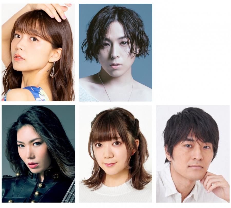舞台「擾乱」公演概要が発表、追加キャストに凰稀かなめ・富田麻帆 イメージ画像
