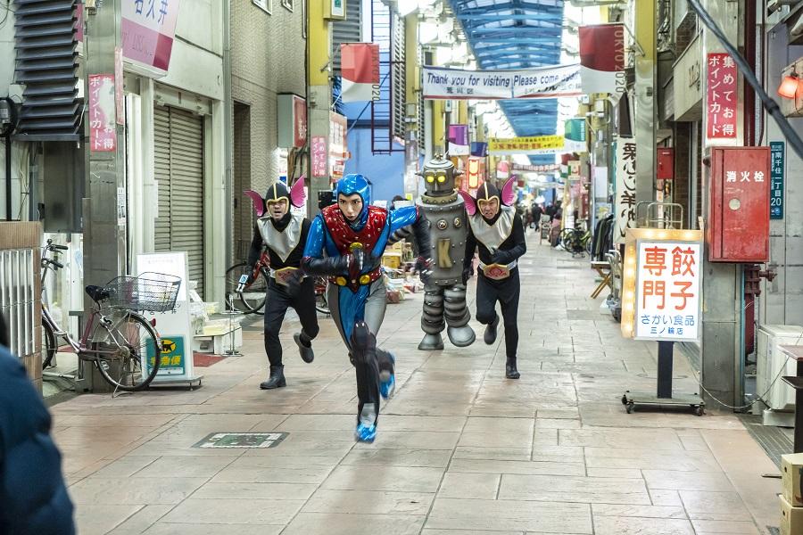 あふれる昭和レトロ感、日向野祥の主演映画「遊星王子2021」予告編公開 イメージ画像