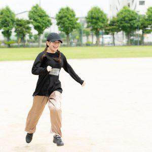 大森莉緒「きっと成功する」、ラストアイドルが舞台『球詠』へ向けて野球練習 イメージ画像