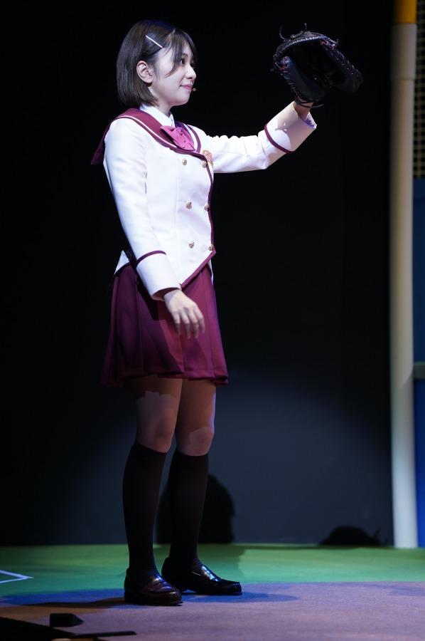 長月翠「次に繋がるものを残して卒業したい」、ラストアイドルによる舞台『球詠』開幕 イメージ画像
