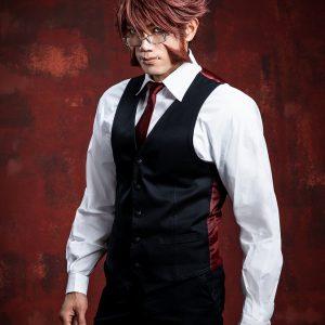 舞台『血界戦線』第3弾新キャストに田上真里奈 ・小野健斗・郷本直也 新キービジュアルも公開 イメージ画像