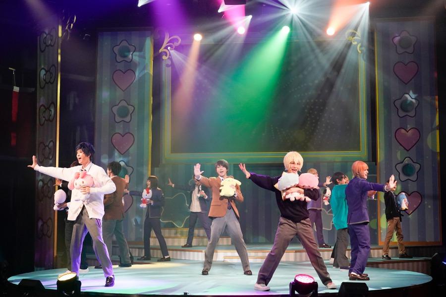 北川尚弥「キラキラな世界へお連れします」、『サンリオ男子』舞台写真&出演者コメントが公開 イメージ画像
