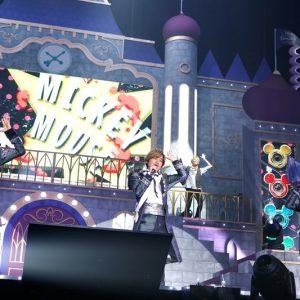 「Disney 声の王子様」特別配信ライブが開催、公演写真&セットリスト公開 イメージ画像