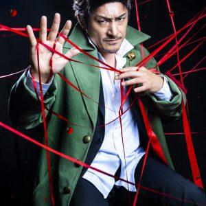 舞台『Collar×Malice』飯山裕太・伊崎龍次郎らキャスト21人のビジュアル解禁 イメージ画像