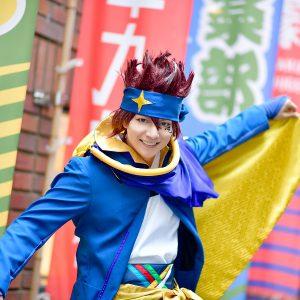 佐川大樹、不安をバネに新境地へ 『真Ninja Illusion LIVE』チームで磨いた技と迫力 イメージ画像