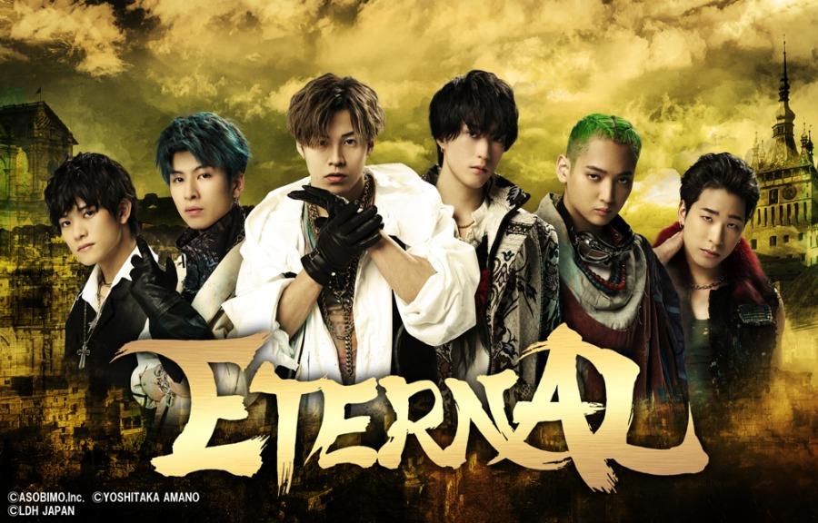 REAL RPG STAGE『ETERNAL』(2021年9月)