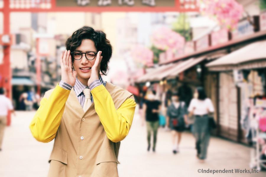 """水江建太の1st写真集「東京9-nine-」中面カットが初公開、テーマは""""東京"""" イメージ画像"""