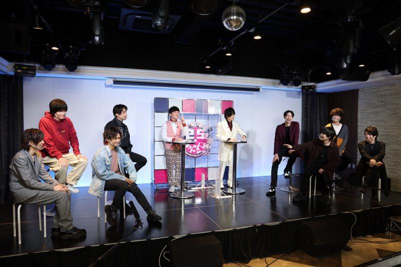 植田圭輔MCの「2.5ちゃんねる」配信決定 宮崎湧・辻諒らが歌&演技で真剣勝負 イメージ画像