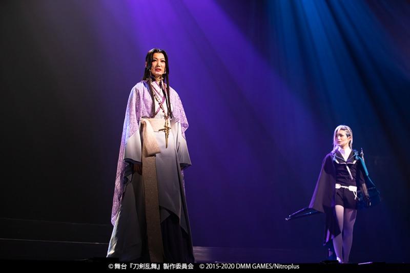 科白劇 舞台『刀剣乱舞/灯』、6月26日にテレビ初放送 イメージ画像