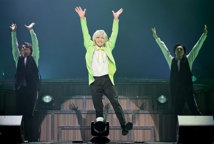 横田龍儀「少しでも笑顔を届けられるように」、エーステ春組ライブ公演が開幕 イメージ画像