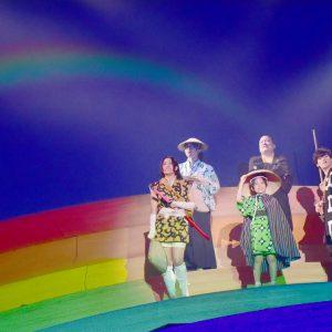 時代考証口出し無用! あだち充の世界観×殺陣で魅せる『虹色とうがらし』が開幕 イメージ画像