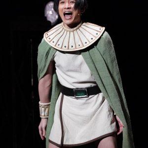 さらなる進化を遂げる、ミュージカル『王家の紋章』レポート<海宝直人×木下晴香 編> イメージ画像