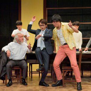 キムラ真「ライバルは先週の自分たちです」、舞台『12人の怒れる男』東京公演が開幕 イメージ画像