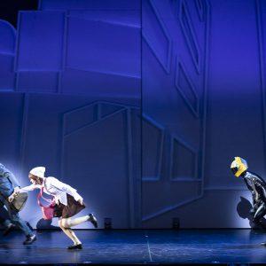 橋本祥平「この熱、そして愛を全力で」、舞台「デュラララ!!」~円首方足の章~が開幕 イメージ画像