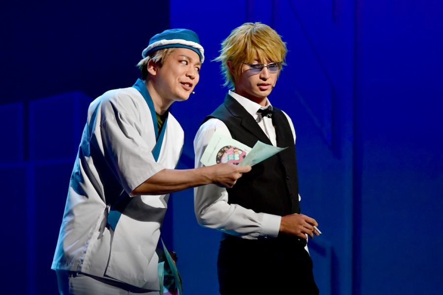 織り成される人間ドラマに注目を、舞台「デュラララ!!」~円首方足の章~ゲネプロレポート イメージ画像