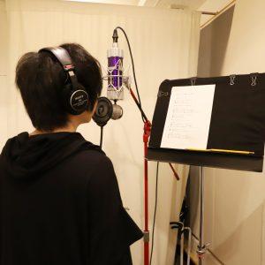 佐々木喜英のレコーディング現場に潜入、「非常幻想 -オーバーミラージュ-」への想いとは イメージ画像