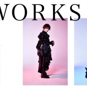 赤澤燈・北村諒、展示『WORKS 03』でモデルに 黒のレザー衣装姿を披露 イメージ画像