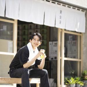 """橋本祥平の""""サウナ偏愛""""、一人暮らしは「サウナのある街」で イメージ画像"""
