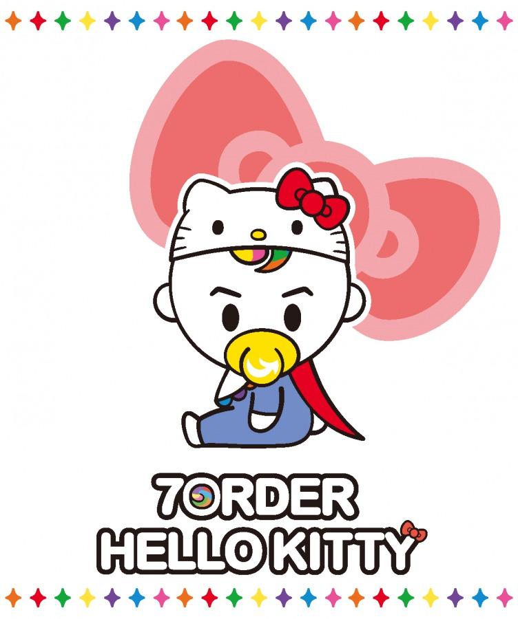 7ORDER×サンリオキャラクターがコラボ、東京・大阪でポップアップショップ展開 イメージ画像