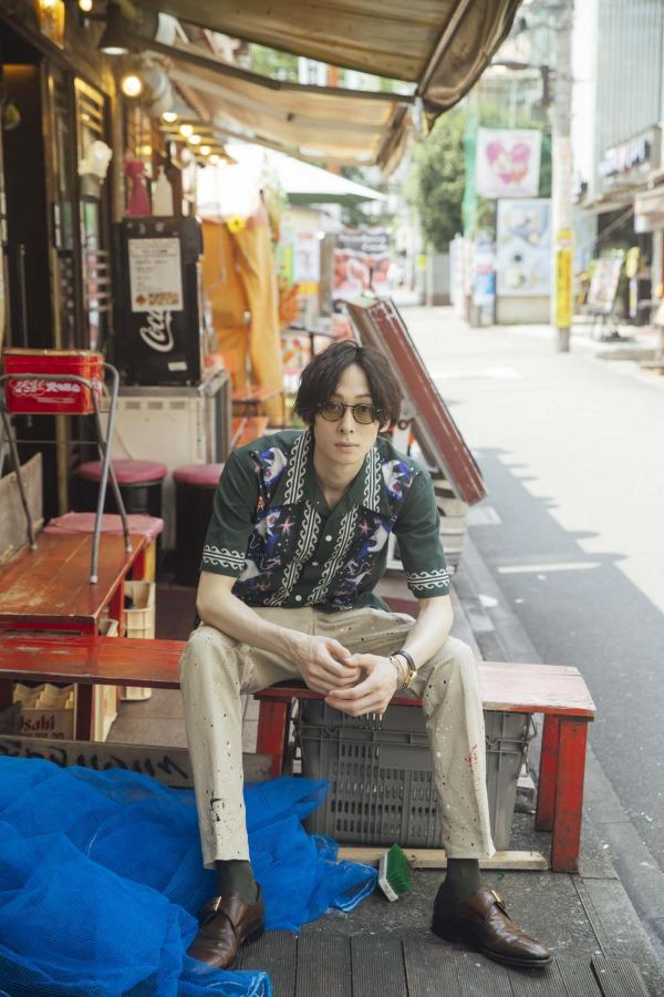 田中涼星、2022年カレンダーブック発売 「見たことない僕が詰まっている」 イメージ画像
