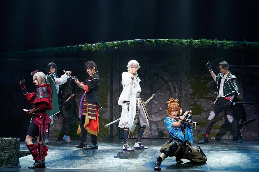 刀ミュ「静かの海のパライソ」開幕 舞台写真&岡宮来夢らコメント到着 イメージ画像