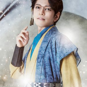 ツキステ。第11幕『月花神楽』、成瀬広都ら5人のキャラクタービジュアル公開 イメージ画像