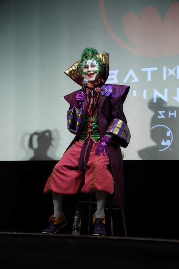 なだぎ武、ジョーカー姿を披露 「笑いへの貪欲さと泥臭さ、背景に見える恐怖を…」 イメージ画像