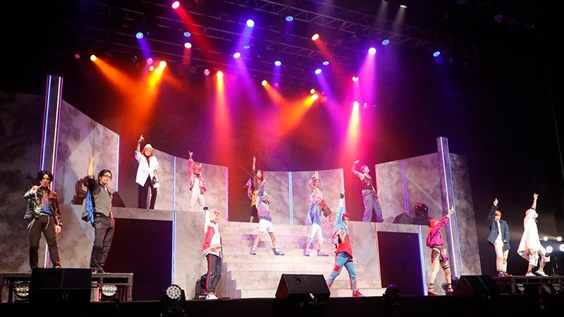 「パラステ」舞台写真&キャストコメントが到着、佐奈宏紀「各チーム、最後まで競い合いながら…」 イメージ画像